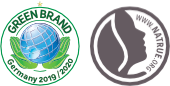 Natrue & Green Brand Certification Logos